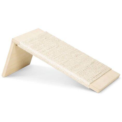 Beeztees Mueble rascador Shira madera 50x25x20 cm - Marrón