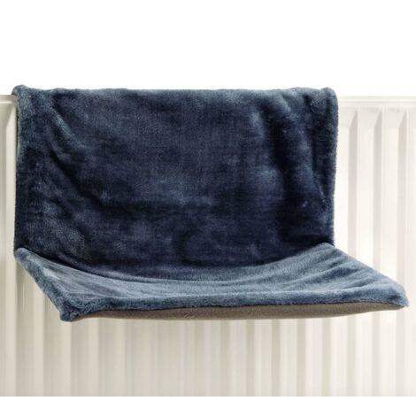 Beeztees Radiator Hammock SLEEPY Blue - Blue