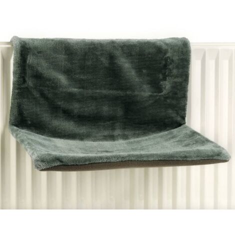Beeztees Radiator Hammock SLEEPY Green