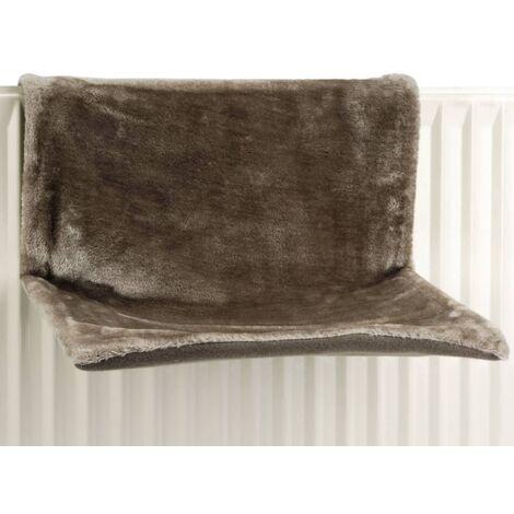 Beeztees Radiator Hammock SLEEPY Grey - Grey