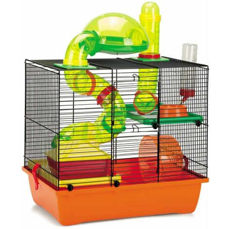 Beeztees Rodent Cage ROCKY 43x28x38.5 cm