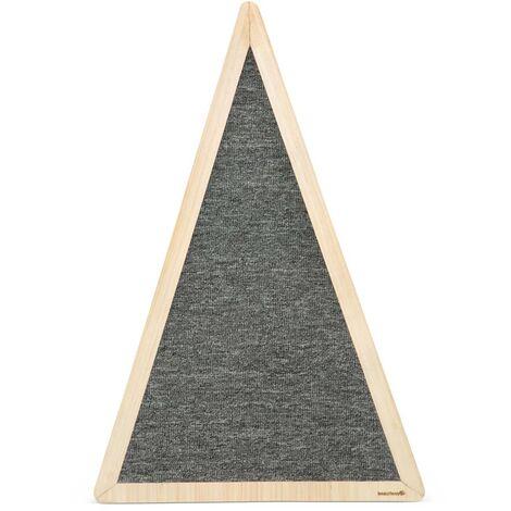 Beeztees Tablero rascador Boye madera 75x50x1,8 cm - Marrón