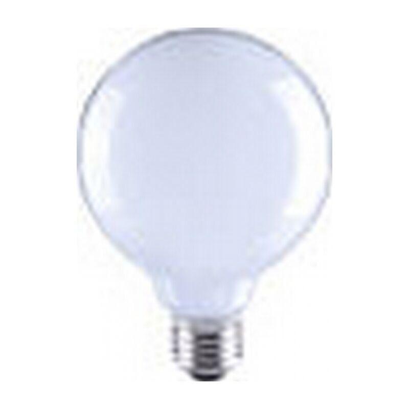 56454 Lampada led globo opale 120 E27 12W 230V 2700k ZafiroLED - Beghelli