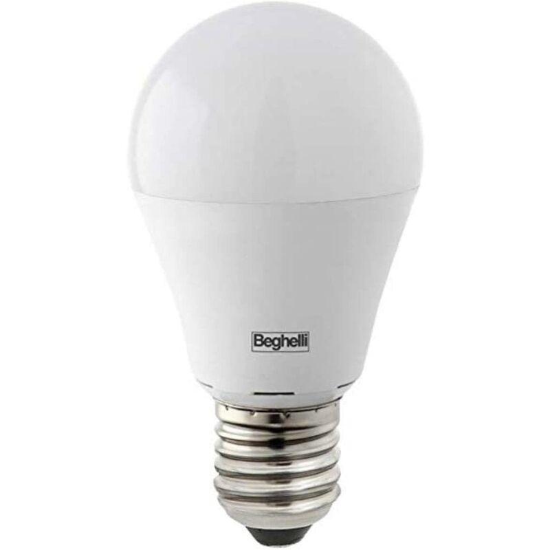 56864 - Lampadina goccia LED 4000K 3000lm E27 40W 140x241mm - Beghelli