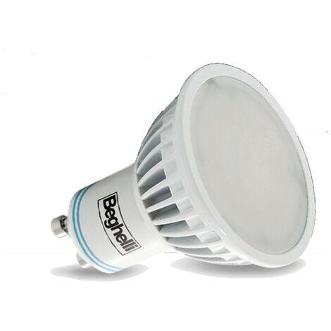 Beghelli de la lámpara spot led GU10 4W 3000k cálida luz black-out 56302