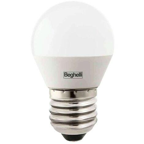W Beghelli 5 Led 3 D'opale E27 Lampe 4000k Sphère 56965 Lumière Froide QBrdCxWoe