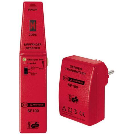Beha Amprobe UNITEST SF100 Sicherungsfinder, Leitungsmessgerät, Kabel- und Leitungssucher Q53758