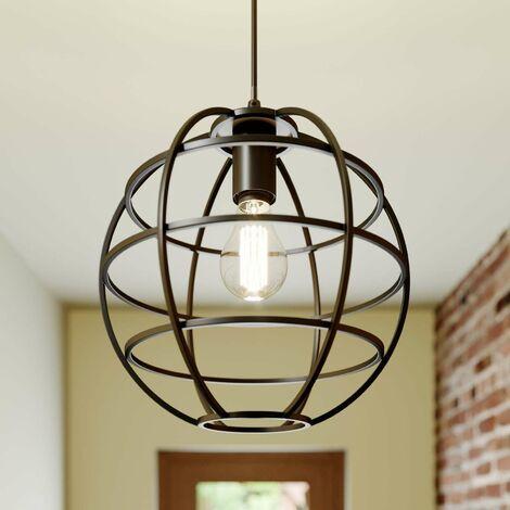 Bekira cage pendant light, one-bulb