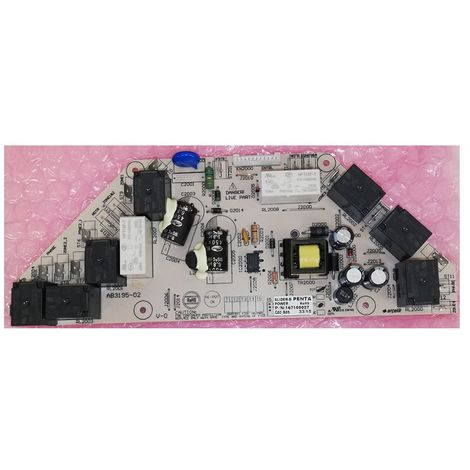 Beko 167100027 hob control module