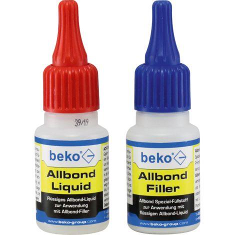 Beko Allbond-Filler-Set 2x 20g PE-Flaschen