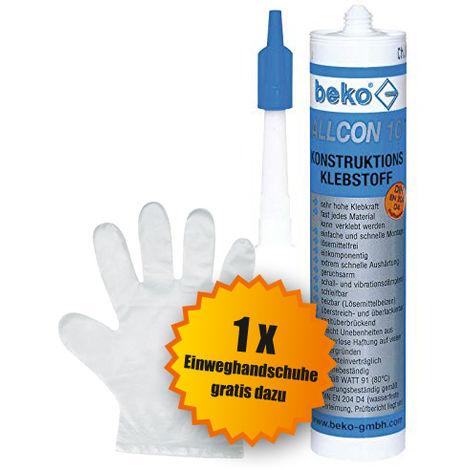 beko Allcon 10 - Konstruktionsklebstoff