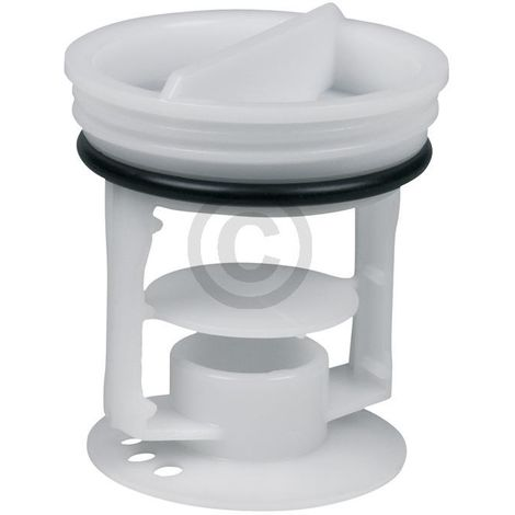 Beko Sieb, Flusensieb, Flusensiebeinsatz für Ablaufpumpe Waschmaschine - Nr.: 2872700100