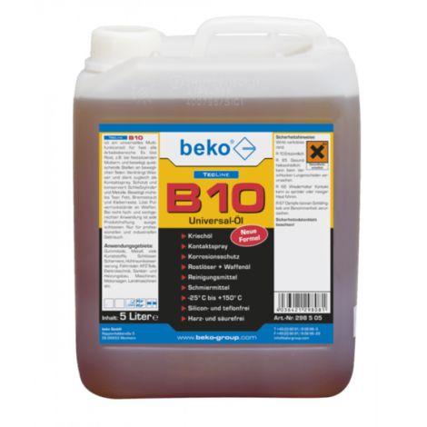 beko TecLine B10 Universal-Oel - Multifunktionsoel