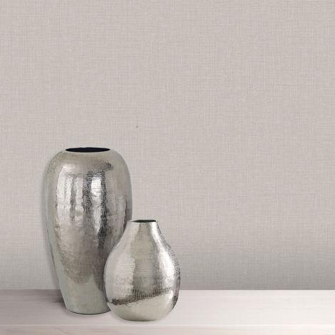 Belgravia Wallpaper 9772 Rosa Texture Grey