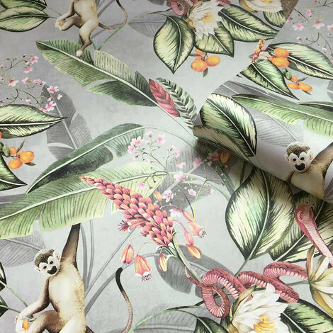 Belgravia Wallpaper Animal Garden 5500