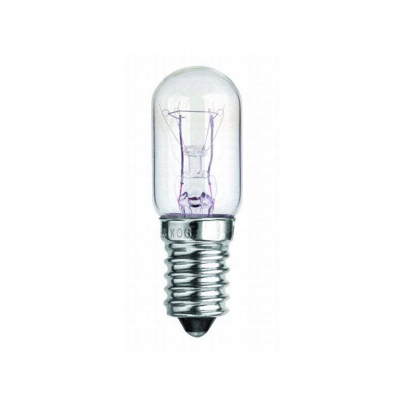 Image of 15w Incandescent Microwave/Fridge Appliance Bulb E14/SES Very Warm White - BL02410 - Bell