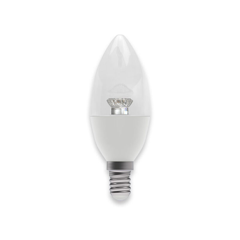 Image of 4W LED E14/SES Candle Warm White - BL05702 - Bell