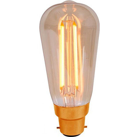 Bell 4W Vintage Squirrel Cage Dimmable LED - B22/BC - BL01468