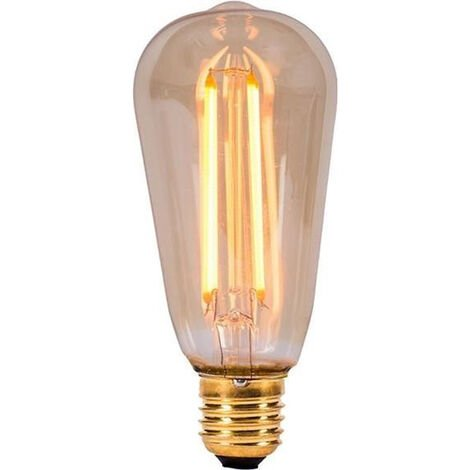 """main image of """"Bell 4W Vintage Squirrel Cage LED - E27/ES - BL01462"""""""