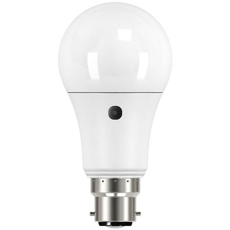 Bell 9W LED GLS Photocell - Warm White (BC/B22)
