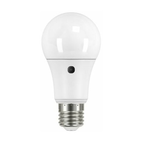 Bell 9W LED GLS Photocell - Warm White (ES/E27)
