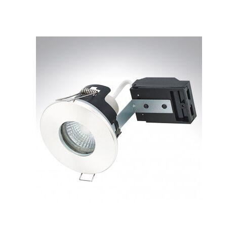 Bell Fire Rated MV/LV Showerlight - White - BL10650