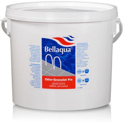 Bellaqua Chlor Granulat Fix - Das Schnellchlorsystem