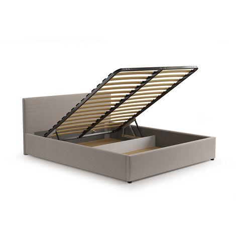 BELLECOUR   Lit Coffre Vincennes   160x200 cm