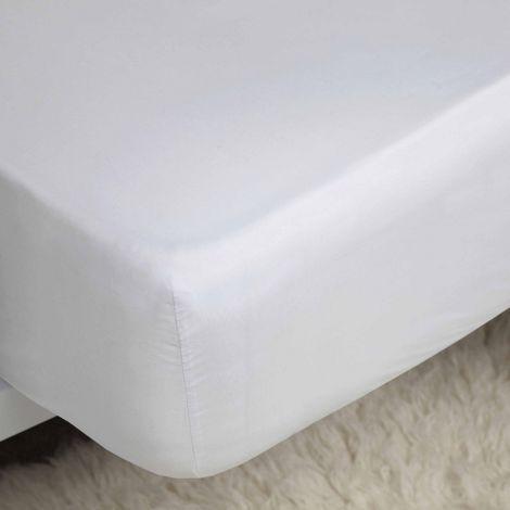 Belledorm 100% Cotton Sateen Extra Deep Fitted Sheet