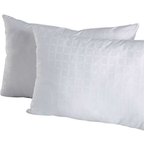 Belledorm 203TC Hotel Suite Microfibre Housewife Pillow (One Size) (White)