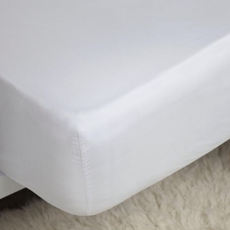 Belledorm 400 Thread Count Egyptian Cotton Extra Long Fitted Sheet