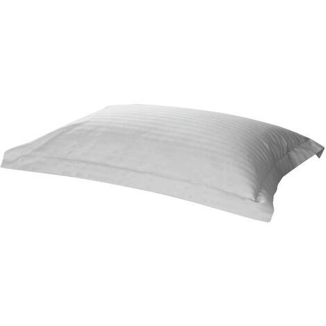 Belledorm 540 Thread Count Satin Stripe Oxford Pillowcase
