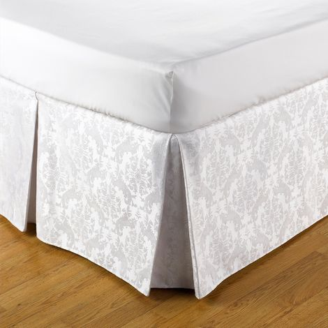 Belledorm Easy Fit Damask Platform Valance