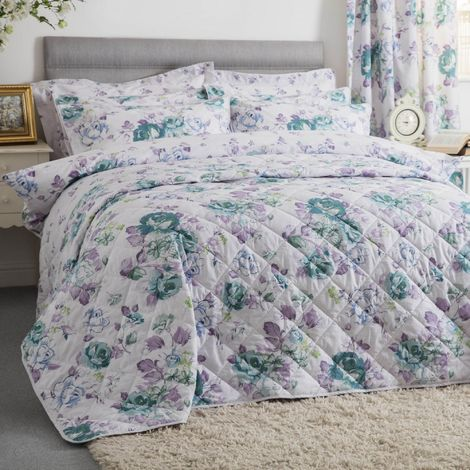 Belledorm Melody Quilted Bedspread
