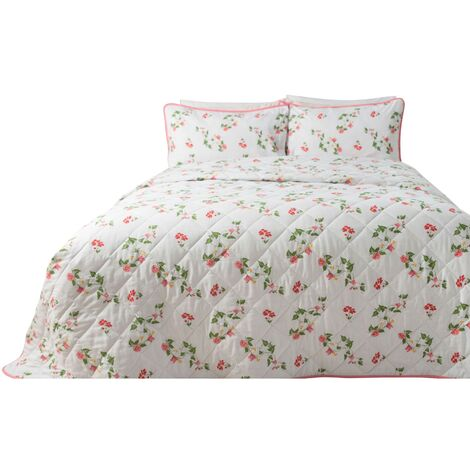 Belledorm Mia Bedspread (Kingsize) (Multicoloured)