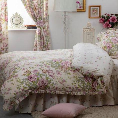 Belledorm Rose Boutique Duvet Cover