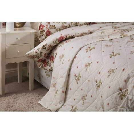 Belledorm Wild Rose Bedspread