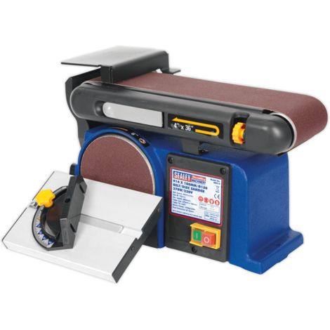 Belt/Disc Sander 100 x 915mm/??150 370W/230V