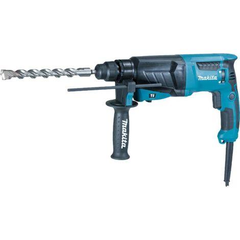 Makita HR2630 SDS Hammer Drill with Keyless Chuck 240v