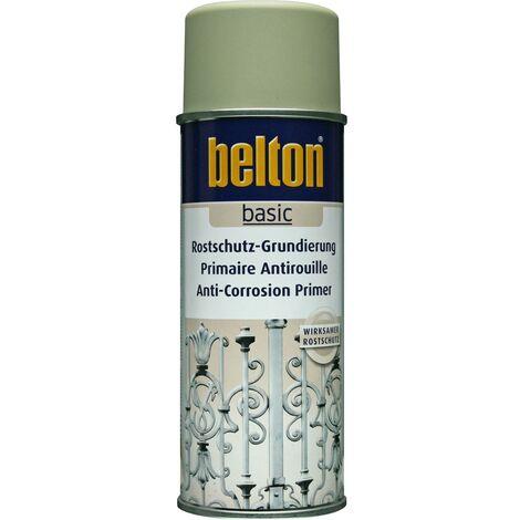 Belton basic primaire antirouille aérosol 400ml Beige