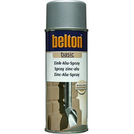 Belton basic protection zinc et alu aérosol 400ml