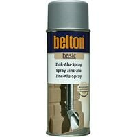 Belton basic protection zinc et alu aérosol 400ml