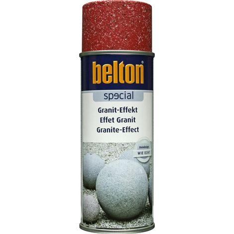 belton special Granit-Effekt Spray 400 ml, granit-rot