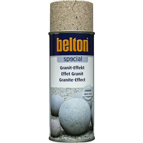 belton special Granit-Effekt Spray 400 ml, travertin-braun