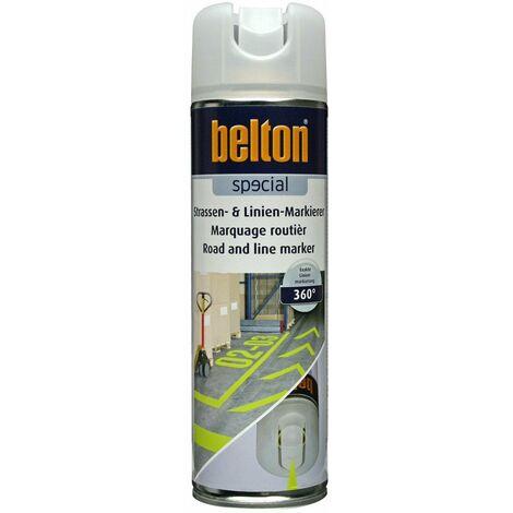 Belton Tracage Fluo Jaune 500ml - BELTON