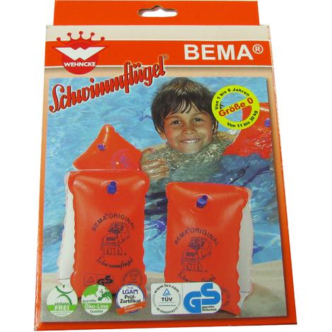 BEMA Schwimmflügel 1 - 6 Jahre