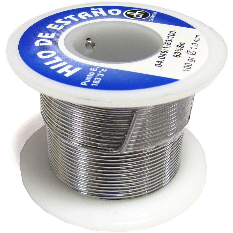 Image of 1.0 mm reel 100g tin - Bematik