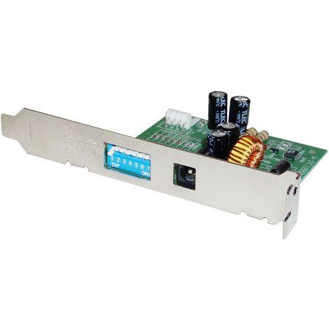 BeMatik - Adaptador de alimentación interno multi Voltaje