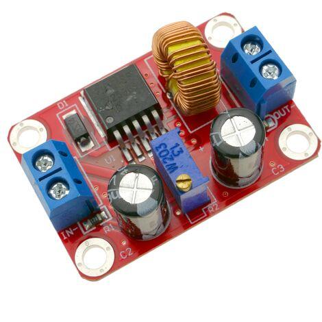 BeMatik - Adjustable DC-DC power supply with terminal 2596S-ADJ DW-0425