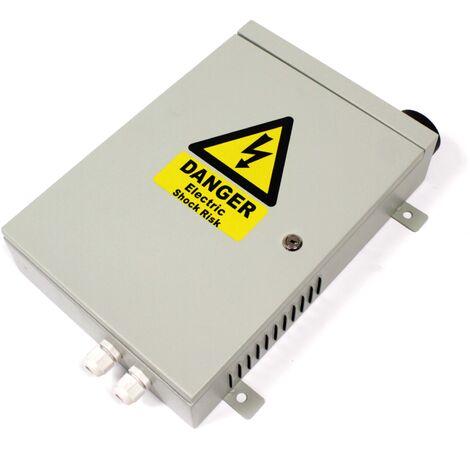 BeMatik - Alarma antirobo de instalaciones eléctricas por GSM S250